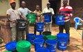 COVID-19: Un projet de la MINUSCA pour renforcer la lutte contre la pandémie dans le Mbomou