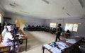 Améliorer les relations entre l'administration publique centrafricaine et les citoyens