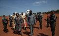 Bria : l'ONU exhorte les groupes armés à se conformer au droit humanitaire