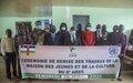 Une infrastructure pour encourager les initiatives de paix de la jeunesse du 8èmearrondissement