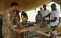49 jeunes formés en menuiserie à Kaga-Bandoro