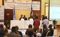 Une ''Nouvelle Façon de Travailler'' pour le gouvernement centrafricain et ses partenaires