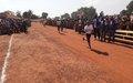 La promotion de l'éducation et de la paix au cœur de la Journée internationale de la jeunesse à Bambari