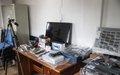 Doter la Police centrafricaine de moyens de communication adéquats