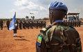L'ONU récompense la contribution du contingent gabonais à sa mission en RCA