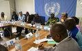 Mankeur Ndiaye à Paoua : Nous croyons à l'Accord, et il a le soutien de la communauté internationale