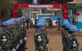 Nepali peacekeepers awarded UN medals for efforts in CAR stability