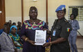Directory of female experts within CAR defence and security forces to boost women leadership