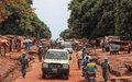 RCA : l'ONU condamne une attaque contre la MINUSCA qui a coûté la vie à un Casque bleu