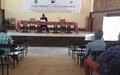 Les médias centrafricains pourront compter sur le soutien de la MINUSCA lors des élections