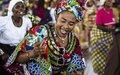 JIF 2021: placer la femme centrafricaine au centre de la consolidation de la paix