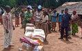 Les activités civilo-militaires des casques bleus contribuent à améliorer les conditions de vie des communautés