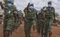 Honorer le sacrifice du Burundi pour la paix en RCA