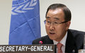 International day of sport for development and peace : Message of UN Secretary-general