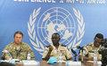 Affiner l'analyse de la situation sécuritaire pour une meilleure protection des civils