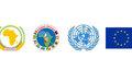 Vidéoconférence entre le Président Touadéra et de hauts responsables de l'Union Africaine, de la CEEAC, des Nations Unies et de l'Union européenne