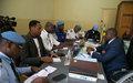 La Cour d'appel de Bangui prépare sa première session criminelle