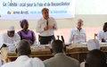 Antonio Guterres salue « des actions décisives pour la cohésion sociale et la réconciliation » des populations de  PK5