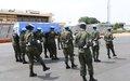 MINUSCA pays tribute to Rwandan peacekeeper who fell in Gedze