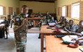 Pour une remise à niveau des sous-officiers de l'Armée centrafricaine