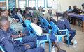 50 membres du personnel des FSI parés à mieux lutter contre la corruption