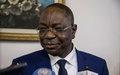 Arrivée de Mankeur Ndiaye, nouveau Représentant du secrétaire Général des nations unies en RCA