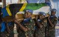 « Dernier appel » pour le Caporal Erick Masauri John