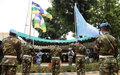 Déclaration attribuable au porte-parole du Secrétaire général sur le meurtre d'un Casque bleu en République centrafricaine