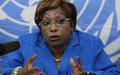Une experte de l'ONU appelle au calme et à la protection des civils en République centrafricaine