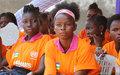 Les 16 Jours d'Activisme contre les VBG lancés à Berberati,  Bouar,  Bossangoa et Bangui