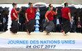 Journée des Nations Unies en Centrafrique : «  La diversité dans l'unité » pour construire la paix
