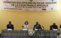 Des officiers de police judiciaire formés aux enquêtes sur les crimes internationaux
