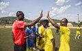 Journée internationale du sport au service du développement et de la paix | Message du Secrétaire général