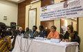 Renforcer la lutte contre les exploitations et abus sexuels à travers le partage d'informations et de signalement des allégations