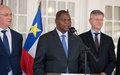 La rencontre entre le Gouvernement et les groupes armés se tiendra le 24 janvier 2019 à Khartoum, a annoncé la chef de l'Etat centrafricain