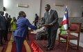 L'avant-projet de loi sur la CVJRR soumis à l'appréciation du Chef de l'Etat