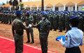 550 nouveaux gendarmes mis à la disposition des forces de sécurité intérieures