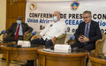 La mission de haut niveau UA-CEEAC-ONU repart confiante de la RCA