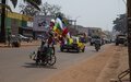 Bangui retrouve le calme après de violents affrontements