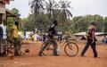 A Bangassou, la vie reprend timidement après les récents affrontements