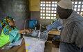 Second tour des législatives: les électeurs du 3earrondissement de Bangui votent dans le calme