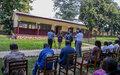 Bangui: Accroitre la capacité d'accueil de l'École nationale d'administration et de magistrature