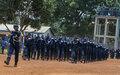 La MINUSCA va poursuivre son appui à la formation et au déploiement des forces de sécurité intérieure