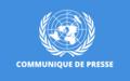 L'ONU lance une campagne de vaccination anti-COVID-19pour son personnel
