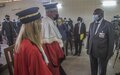Two international judges appointed to the Special Criminal Court in CAR
