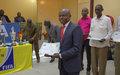 Guira FM récompensée pour sa contribution au développement du football centrafricain