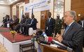 Antonio Guterres appelle à un renforcement de la solidarité internationale à l'égard de la Centrafrique