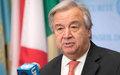 Déclaration attribuable au porte-parole du Secrétaire général sur la République centrafricaine