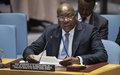 Le Représentant spécial explique au Conseil de sécurité la nécessité d'adopter « une posture robuste » pour protéger les civils