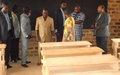 Un nouveau bâtiment pour le Lycée Pierre Kalk de Boda